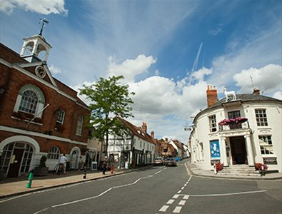 The Town of Whitchurch