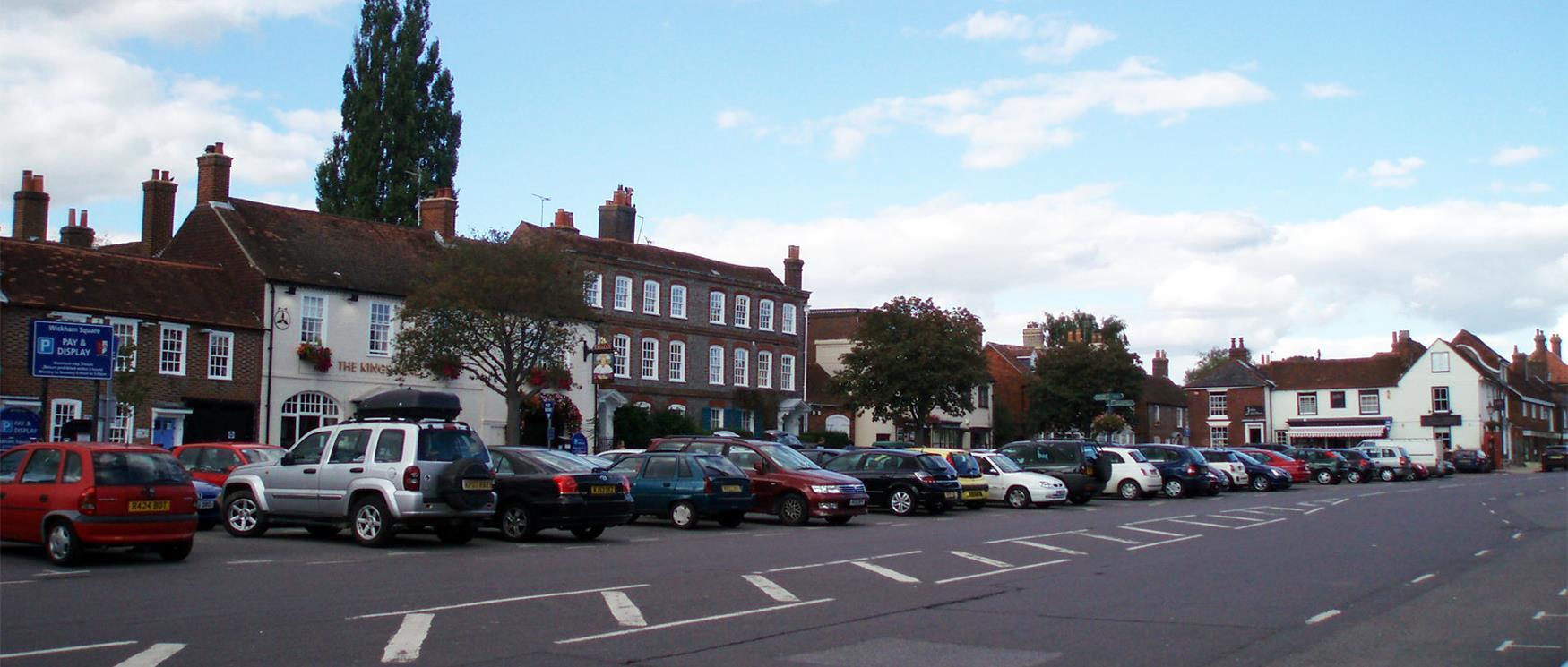 Wickham Village Centre