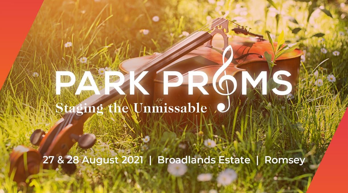 Park Proms, Broadlands Estate near Romsey.