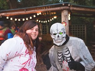 Spooky Halloween River Tour with New Forest Activities