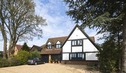 Tudor House Bed and Breakfast near Alresford