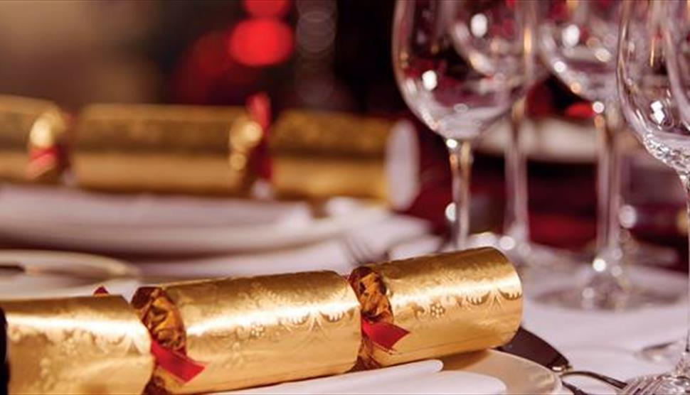Christmas Day Lunch at DoubleTree by Hilton Southampton