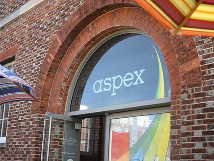 Aspex Arts in Portsmouth