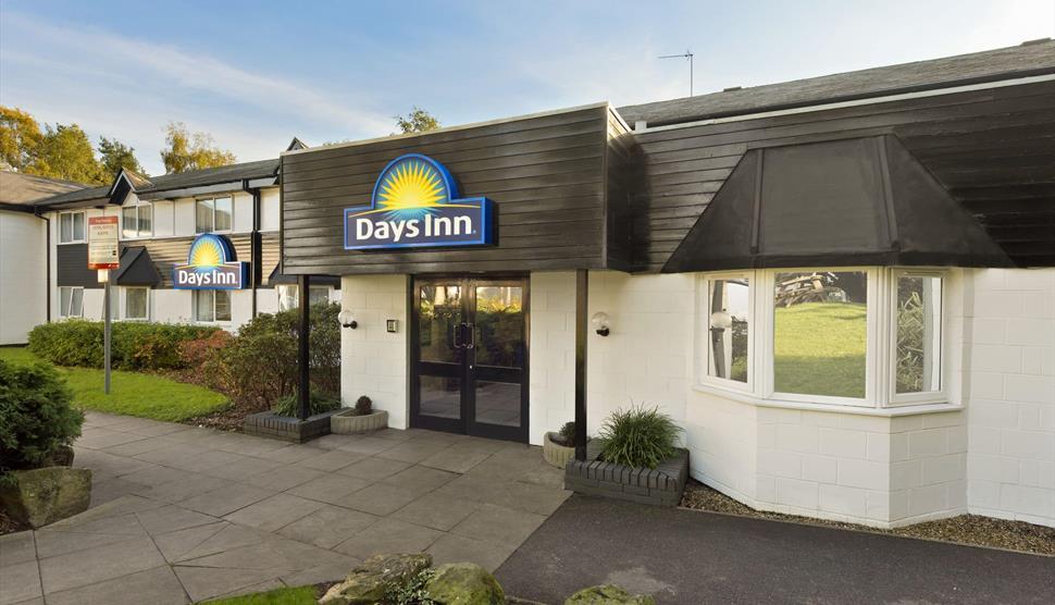 Days Inn Basingstoke East at Fleet Services