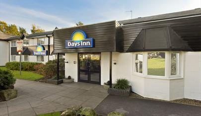 Days Inn Basingstoke East at Fleet Services