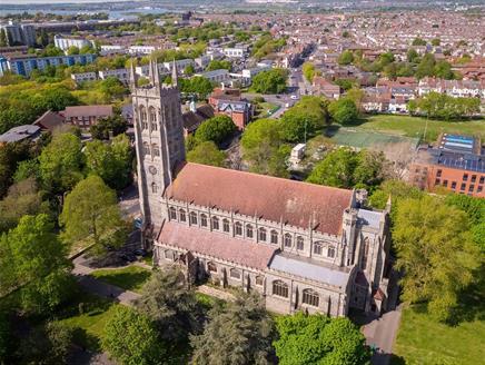 Saint Mary's Church, Portsmouth