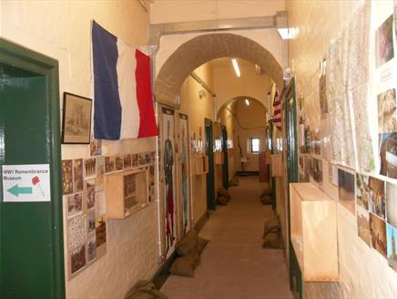 World War 1 Remembrance Centre Portsmouth