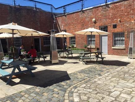 The Courtyard Southsea