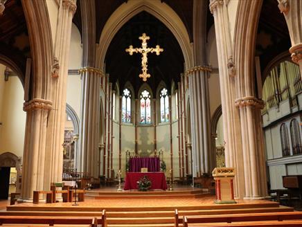 St. John's Roman Catholic Cathedral Portsmouth