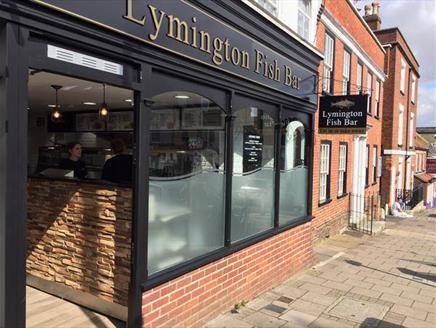 Lymington Fish Bar