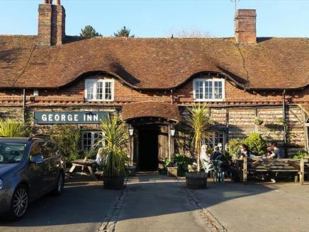 The George at Vernham Dean