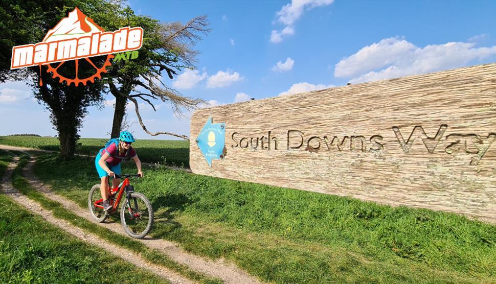 Marmalade MTB South Downs Way Mountain Bike Tours