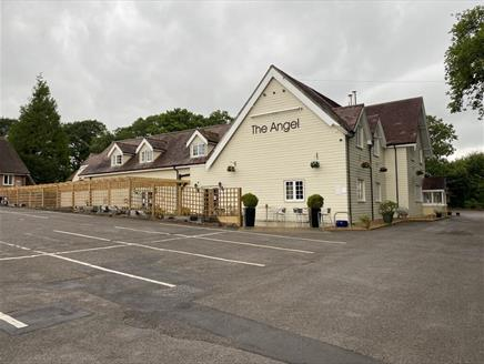 The Angel in Alton