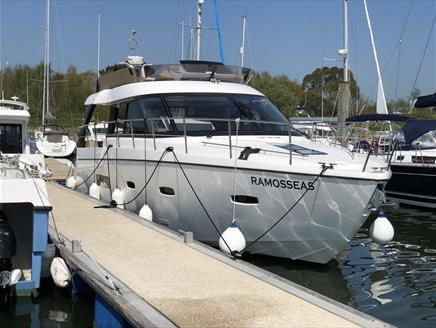 Beds on Board: Stunning Luxury Motor Yacht