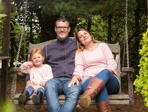 Christmas Family Photoshoot at Sir Harold Hillier Gardens