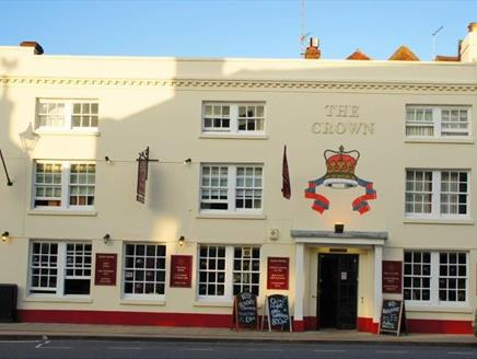 The Crown in Emsworth
