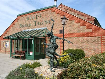 Hayling Island Station Theatre