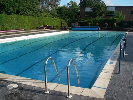 Petersfield Heated Open Air Pool
