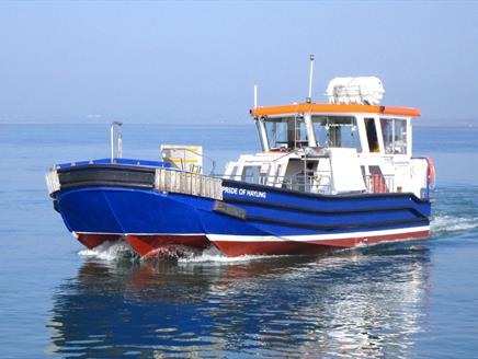 The Hayling Island Ferry