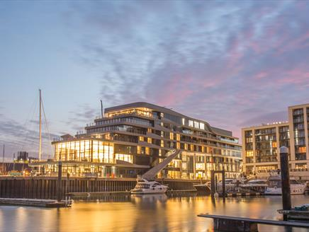 Southampton Harbour Hotel and Spa