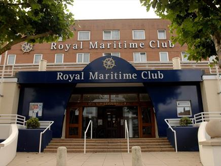 Royal Maritime Club, Portsmouth