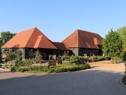 Long Barn Café