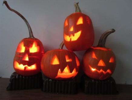 Pumpkin Spotter Challenge