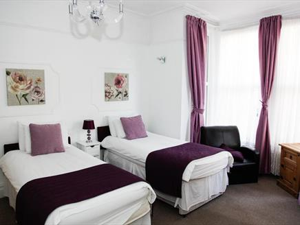 Mayview Guest House Southampton