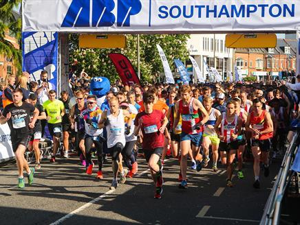 ABP Southampton Marathon Event