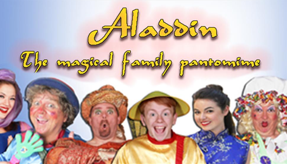 Aladdin at Groundlings Theatre