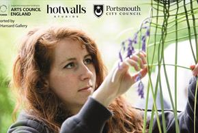 Poster image for the Interactive Weaves project