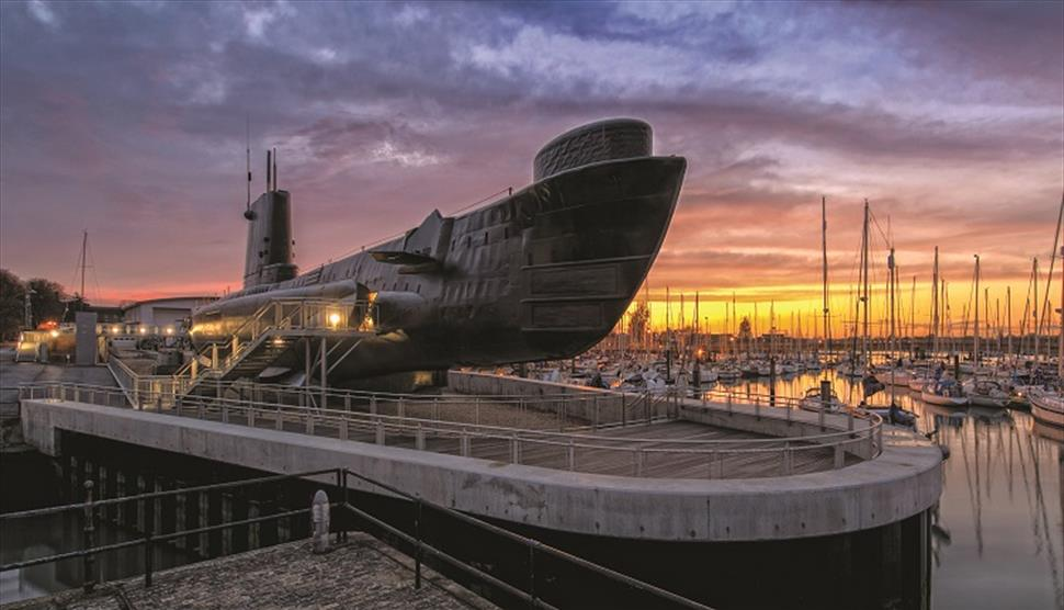 Royal Navy Submarine Museum