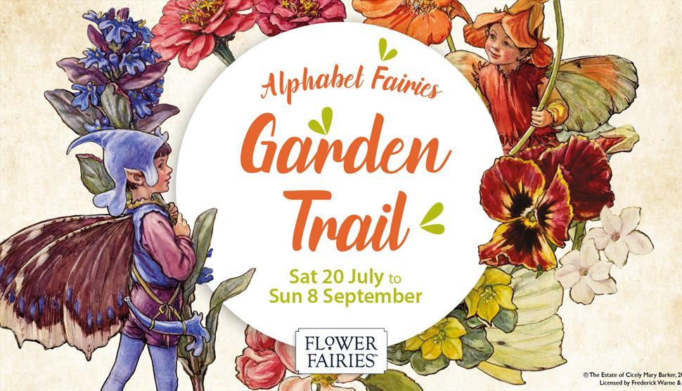 The Alphabet Fairies Summer Garden Trail at Sir Harold Hillier Gardens