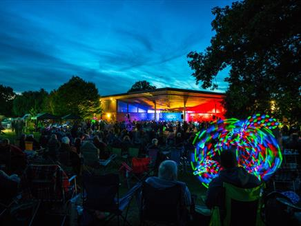 Sir Harold Hillier Gardens's Family Summer's End Picnic with Fireworks