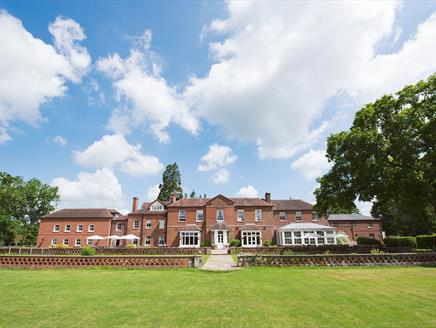 Bartley Lodge Hotel, New Forest