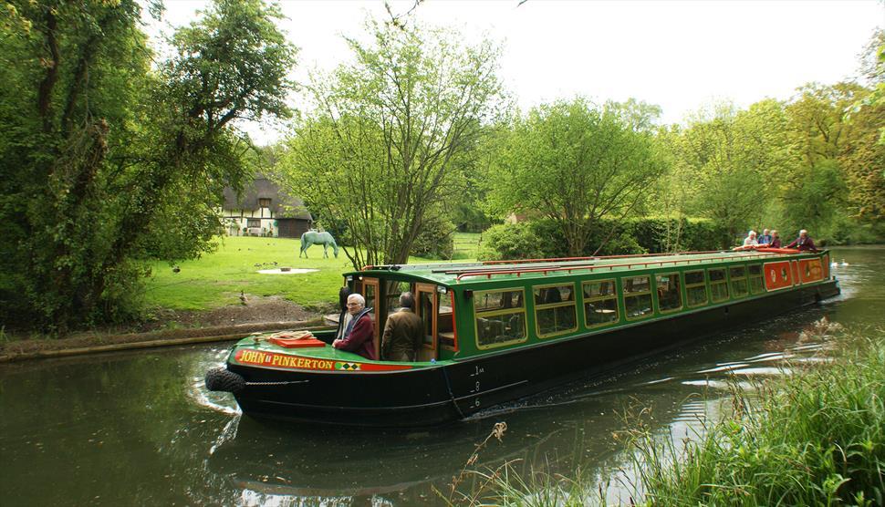 John Pinkerton Canal Cruises