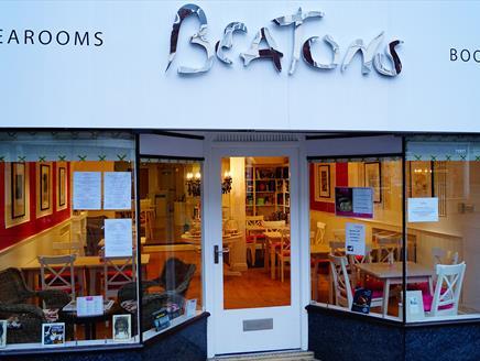 Beatons Tearooms and Bookshop