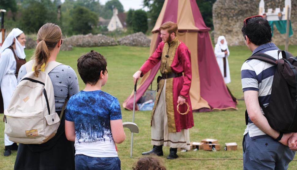 Titchfield Abbey Adventure Game
