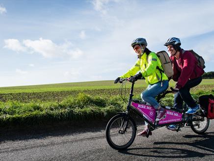 Bespoke Biking