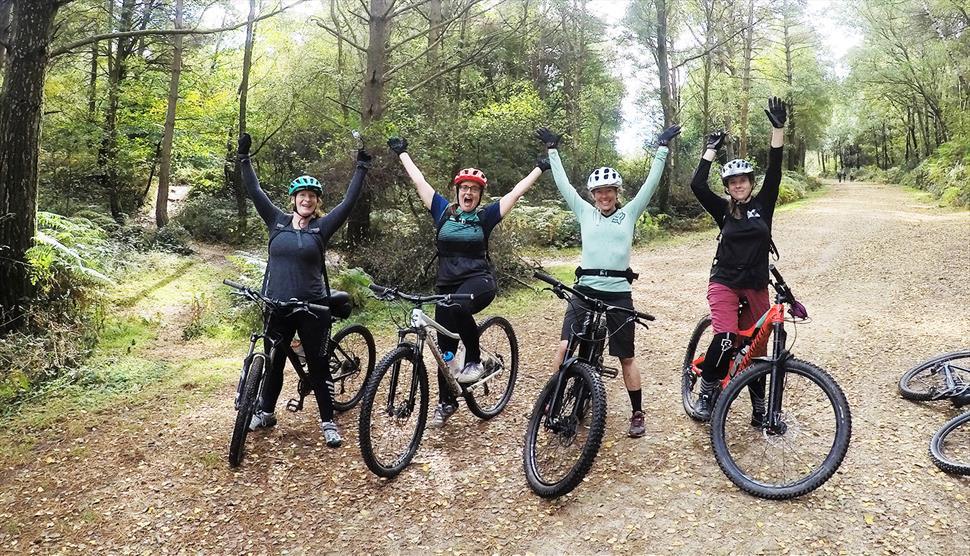 Beyond The Mud Mountain Bike Coaching and Breaks