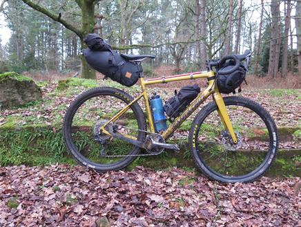 Bike packing Wessex Gravel Adventures