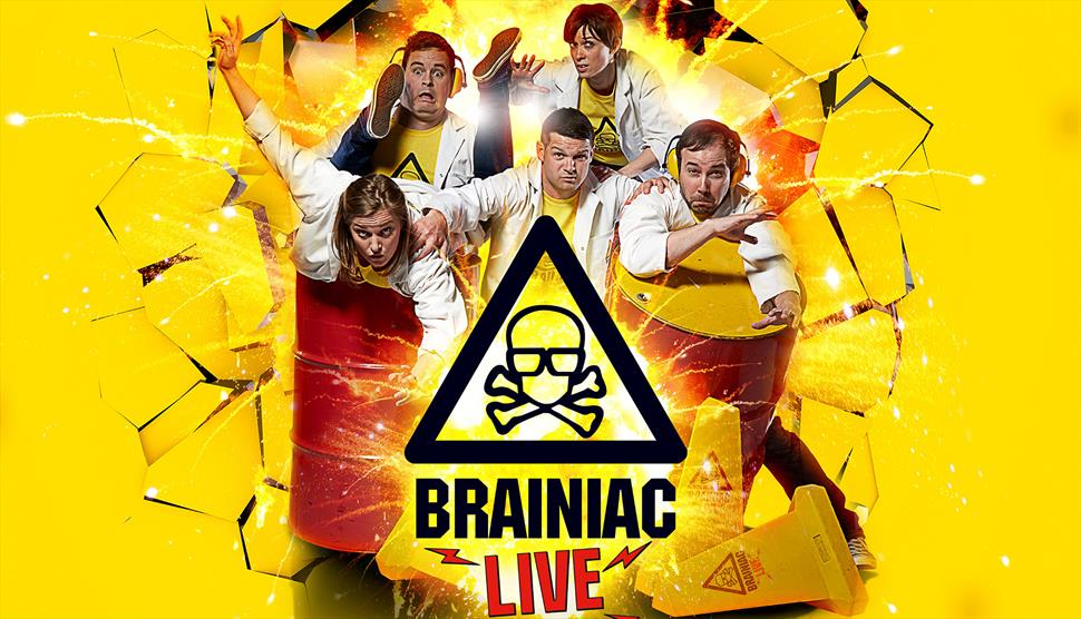 Brainiac Live! Science Abuse at Theatre Royal Winchester