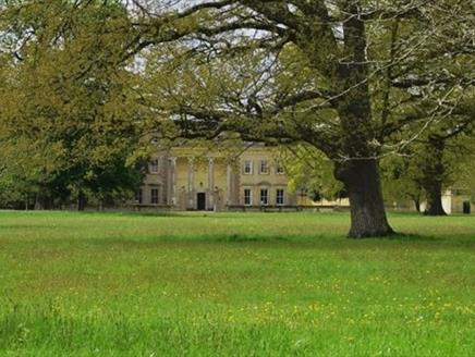 Broadlands in Romsey