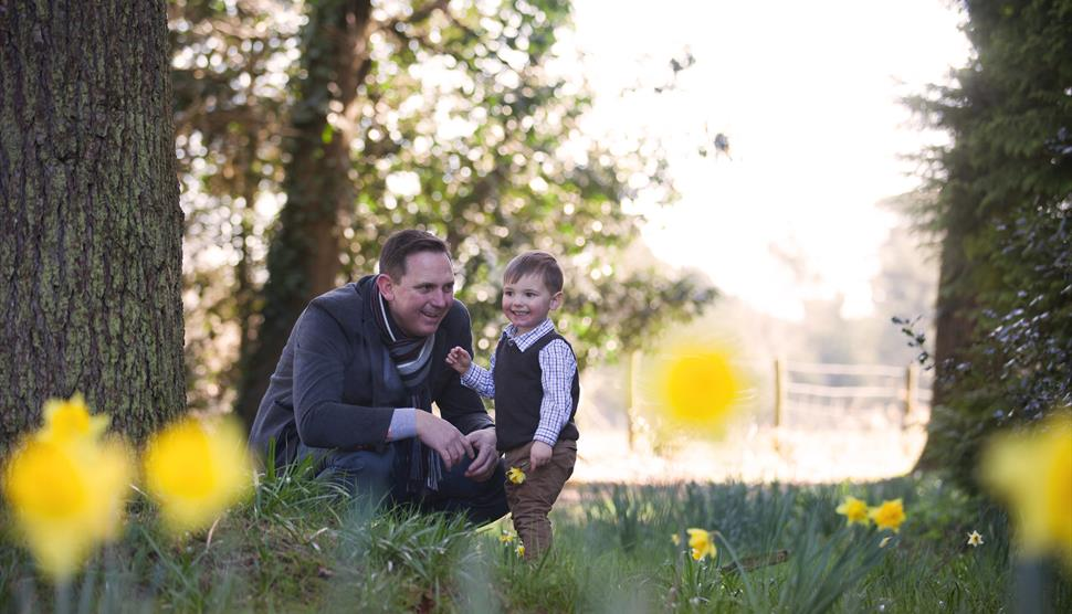 Father's Day at Exbury Gardens: Half Price Entry for Dads