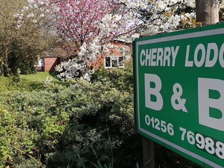 Cherry Lodge B&B near Basingstoke