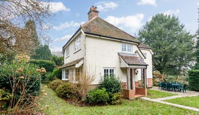 Church Cottage, New Forest Cottages