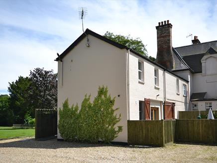 The Coach House at Setley Brake