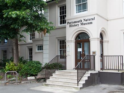 Cumberland House Natural History Museum, Portsmouth
