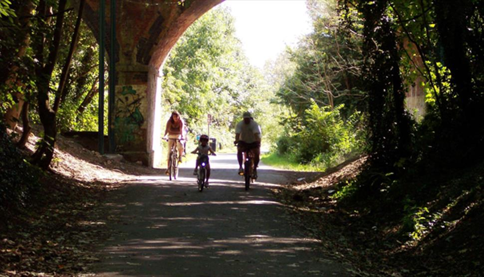 Hayling Billy Cycle Trail