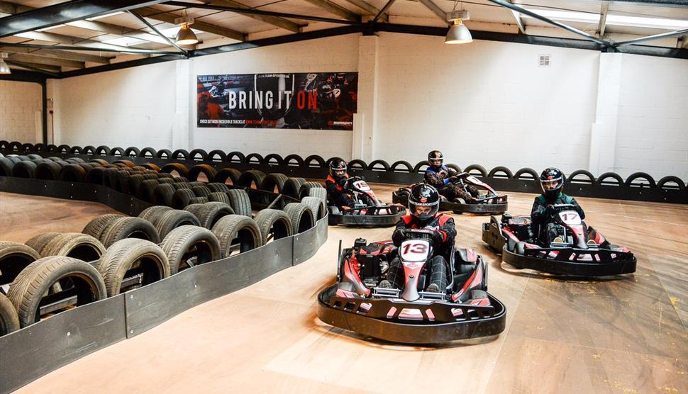 Team-Sport Indoor Karting Gosport